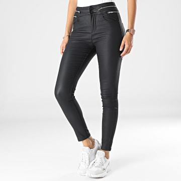 Girls Outfit - Pantalon Skinny Femme C9092 Noir