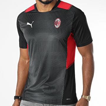 Puma - Tee Shirt De Sport AC Milan 765116 Noir