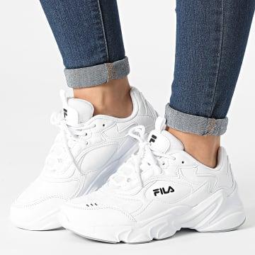 Fila - Baskets Femme Collene A 1011343 White