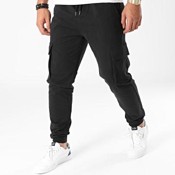 Only And Sons - Pantalon Jogging Kian Life Kendrick Noir