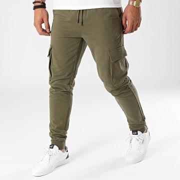 Only And Sons - Pantalon Jogging Kian Life Kendrick Vert Kaki