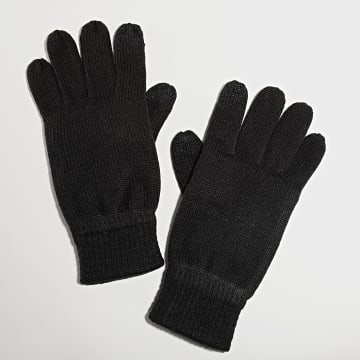 Only And Sons - Gants Classic Noir