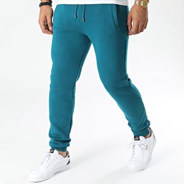 Armita - Pantalon Jogging PW-885 Bleu Petrole