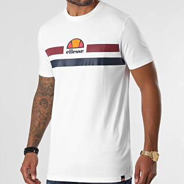 Ellesse - Tee Shirt Aprel SHK06453 Blanc