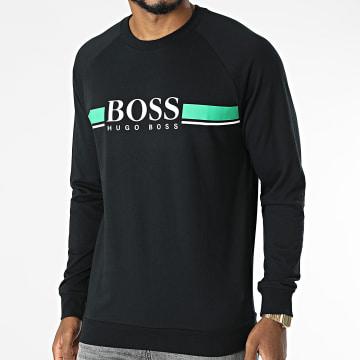BOSS - Sweat Crewneck 50460286 Noir