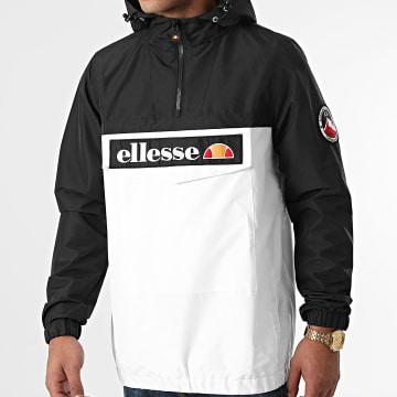 Ellesse - Veste Col Zippé Mont 2 Oh SLF06040 Blanc Noir