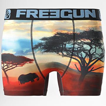 Freegun - Boxer Nigeria  Sunset
