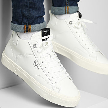 Pepe Jeans - Baskets Yogi Original Boot PMS30789 White