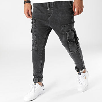 Classic Series - Jogger Pant DH-3476 Gris Anthracite