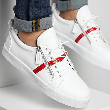 Classic Series - Baskets Nac72 White Red