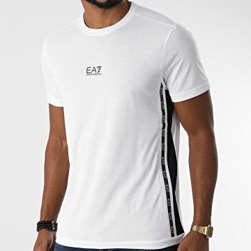 EA7 Emporio Armani - Tee Shirt A Bandes 6KPT04-PJ02Z Blanc