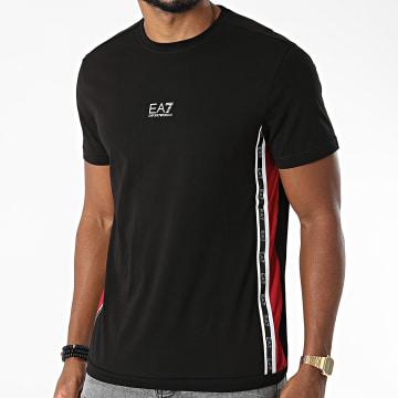 EA7 Emporio Armani - Tee Shirt A Bandes 6KPT04-PJ02Z Noir