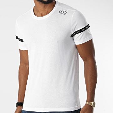 EA7 Emporio Armani - Tee Shirt 6KPT20-PJ02Z Blanc