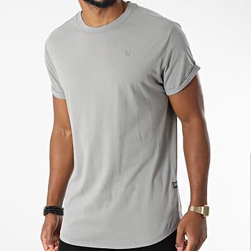 G-Star - Tee Shirt Oversize Compact Jersey D16396-B353 Gris