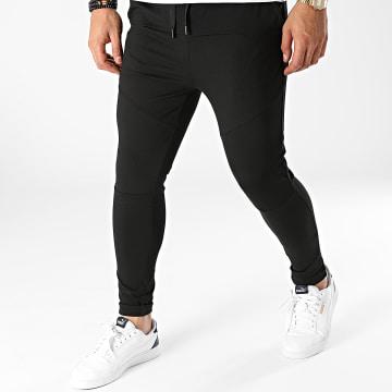 John H - Pantalon Jogging P2160 Noir