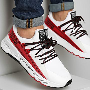 Versace Jeans Couture - Baskets Linea Fondo Dynamic YA3SA3 White Red