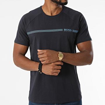 BOSS - Tee Shirt Dynamic 50460374 Bleu Marine