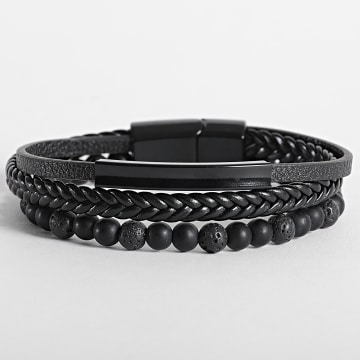California Jewels - Bracelet AE110 Noir