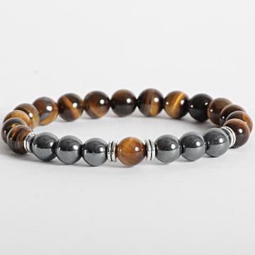California Jewels - Bracelet AE118 Marron