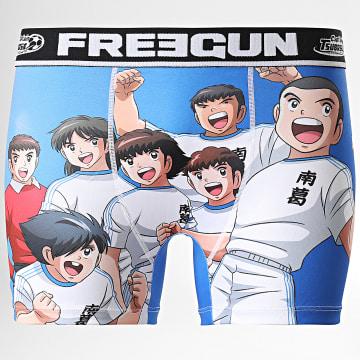 Freegun - Boxer Captain Tsubasa Team Bleu