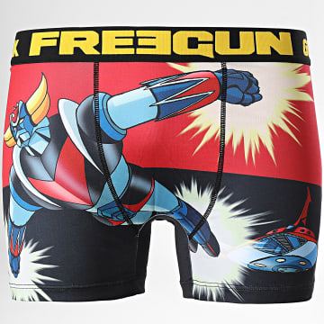 Freegun - Boxer Goldorak Fists Rouge
