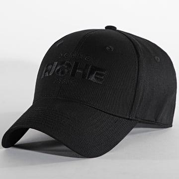 Jeune Riche - Casquette Impact Noir Noir