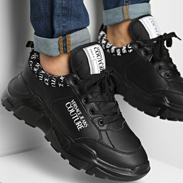 Versace Jeans Couture - Baskets Fondo Speedtrack 71YA3SC1 Black