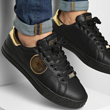 Versace Jeans Couture - Baskets Fondo Court 71YA3SK1 Black