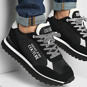 Versace Jeans Couture - Baskets Fondo Spyke 71YA3SE2 Black