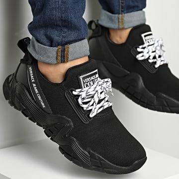 Versace Jeans Couture - Baskets Fondo Impulse 71YA3SH4 Black