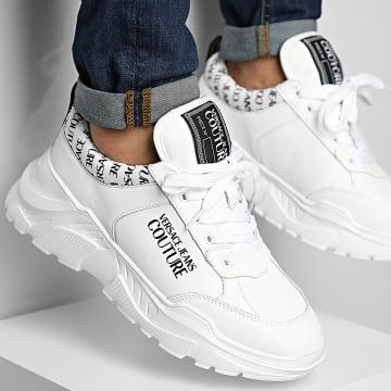 Versace Jeans Couture - Baskets Fondo Speedtrack 71YA3SC1 White