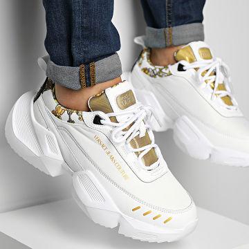 Versace Jeans Couture - Baskets Fondo Gravity 71YA3SU5 White