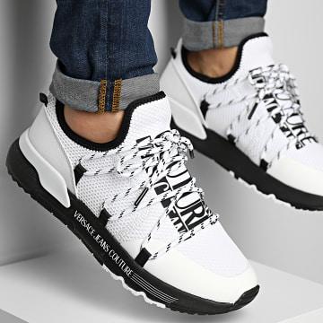 Versace Jeans Couture - Baskets Fondo Dynamic 71YA3SA6 White
