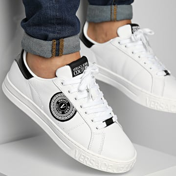 Versace Jeans Couture - Baskets Fondo Court 71YA3SK1 White