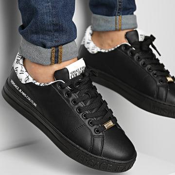 Versace Jeans Couture - Baskets Fondo Court 71YA3SK3 Black