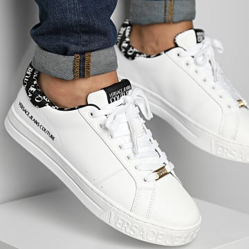 Versace Jeans Couture - Baskets Fondo Court 71YA3SK3 White