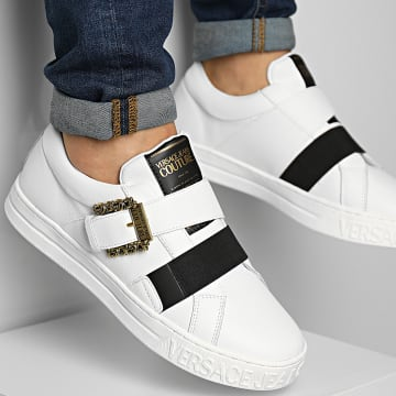 Versace Jeans Couture - Baskets Fondo Court 71YA3SK9 White