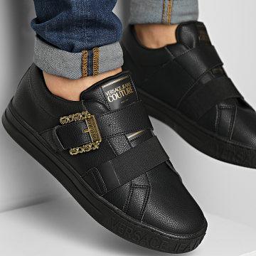 Versace Jeans Couture - Baskets Fondo Court 71YA3SK9 Black