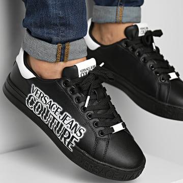 Versace Jeans Couture - Baskets Fondo Court 71YA3SKD Black
