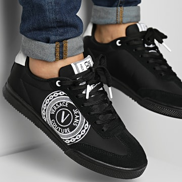 Versace Jeans Couture - Baskets Fondo Spinner 71YA3SO2 Black