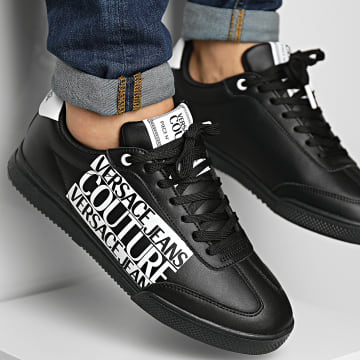Versace Jeans Couture - Baskets Fondo Spinner 71YA3SO3 Black