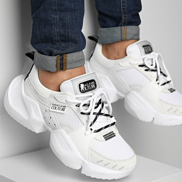 Versace Jeans Couture - Baskets Fondo Gravity 71YA3SU4 White