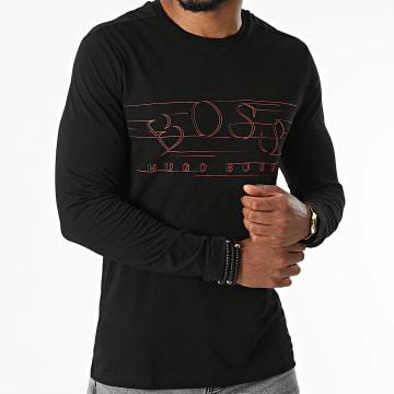 BOSS - Tee Shirt Manches Longues Togn 1 50455765 Noir