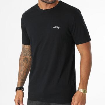 BOSS - Tee Shirt Curved 50412363 Noir