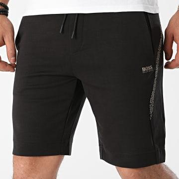BOSS - Short Jogging 50456431 Noir Doré