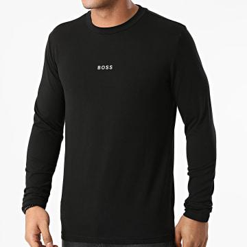 BOSS - Tee Shirt Manches Longues 50462807 Noir