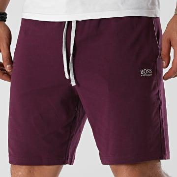 BOSS - Short Jogging 50383960 Bordeaux