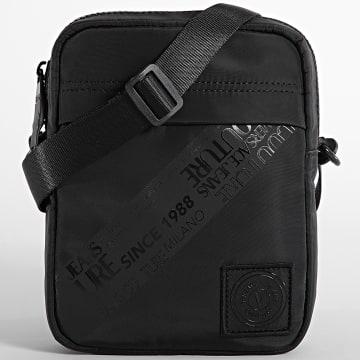 Versace Jeans Couture - Sacoche Range Warranty Tape Noir