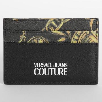 Versace Jeans Couture - Porte-cartes Range Regalia Baroque Noir Renaissance