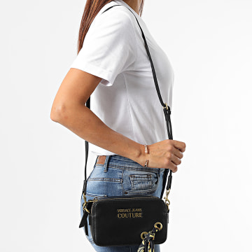Versace Jeans Couture - Sac A Main Femme Range Thelma Noir
